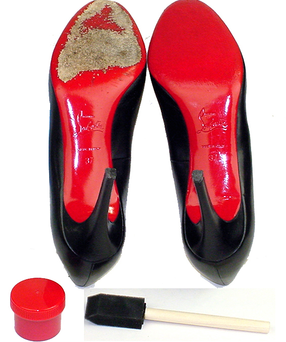 Red Touch Up Paint Kit For Christian Louboutin Shoes Www Cutescarf Com